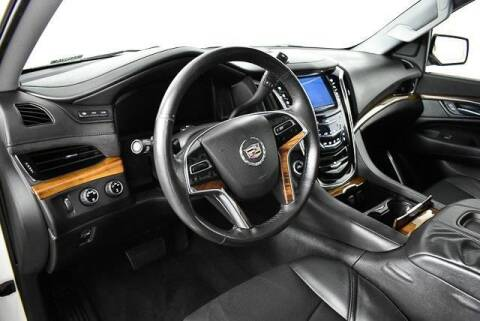 2015 Cadillac Escalade ESV for sale at CU Carfinders in Norcross GA