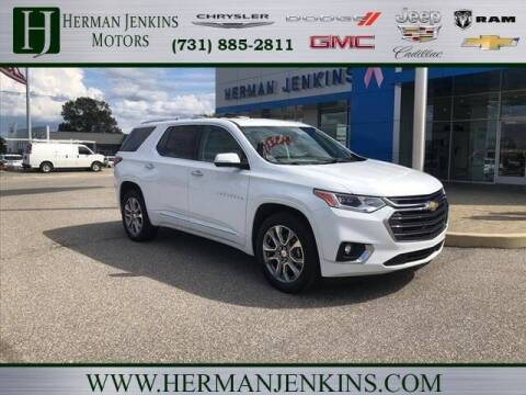 2019 Chevrolet Traverse for sale at CAR MART in Union City TN