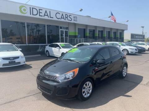 2015 Kia Rio 5-Door for sale at Ideal Cars in Mesa AZ