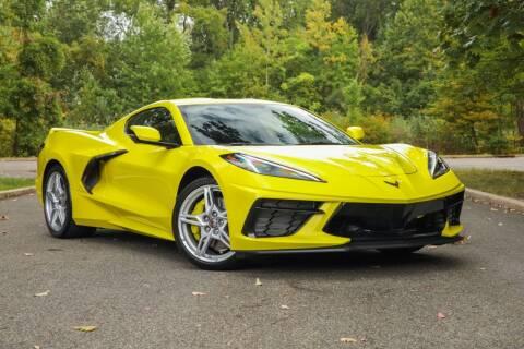 2021 Chevrolet Corvette for sale at Vantage Auto Wholesale in Moonachie NJ