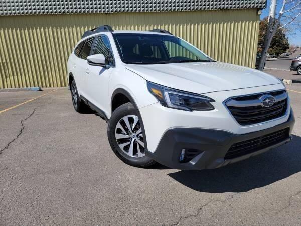 2020 Subaru Outback for sale at Summit Auto in Aurora CO