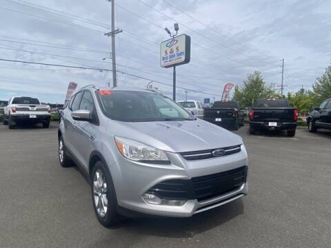 2014 Ford Escape for sale at S&S Best Auto Sales LLC in Auburn WA