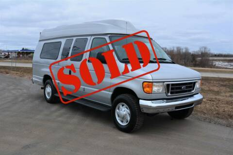 2007 Ford E-350 for sale at Signature Truck Center - Other in Crystal Lake IL
