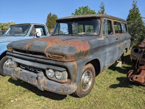 1965 GMC Suburban for sale at Classic Cars of South Carolina in Gray Court SC