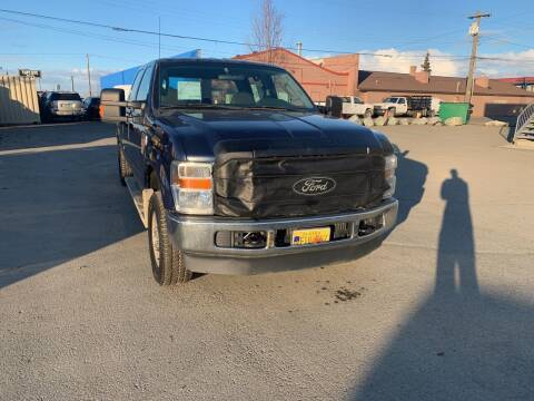 2010 Ford F-250 Super Duty for sale at ALASKA PROFESSIONAL AUTO in Anchorage AK