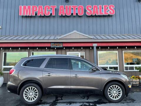 2008 Buick Enclave for sale at Impact Auto Sales in Wenatchee WA
