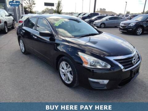 2014 Nissan Altima for sale at Stanley Chrysler Dodge Jeep Ram Gatesville Buy Here Pay Here in Gatesville TX