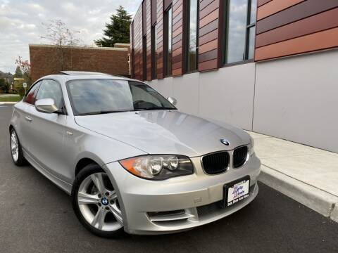 2011 BMW 1 Series for sale at DAILY DEALS AUTO SALES in Seattle WA