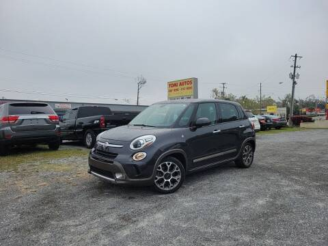 2014 FIAT 500L for sale at TOMI AUTOS, LLC in Panama City FL