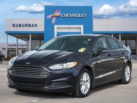 2014 Ford Fusion for sale at Suburban Chevrolet of Ann Arbor in Ann Arbor MI
