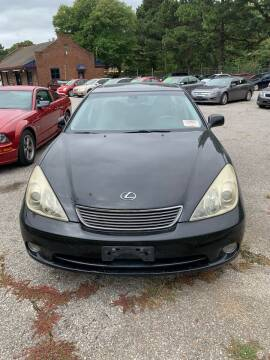 2005 Lexus ES 330 for sale at Super Wheels-N-Deals in Memphis TN