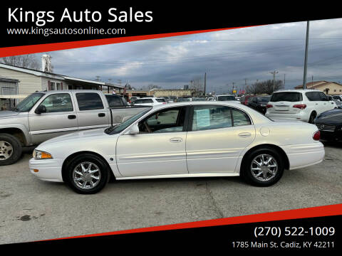 2004 Buick LeSabre for sale at Kings Auto Sales in Cadiz KY