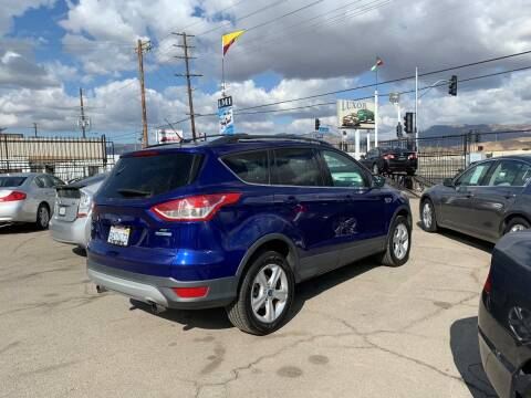 2013 Ford Escape for sale at Luxor Motors Inc in Pacoima CA