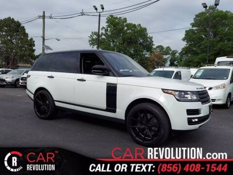 2017 Land Rover Range Rover for sale at Car Revolution in Maple Shade NJ