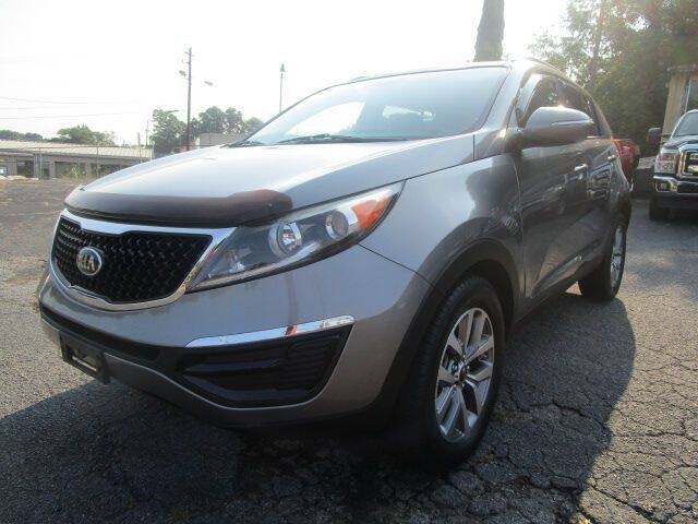 2014 Kia Sportage for sale at Lewis Page Auto Brokers in Gainesville GA