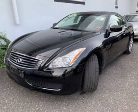 2010 Infiniti G37 Coupe for sale at Primary Motors Inc in Commack NY