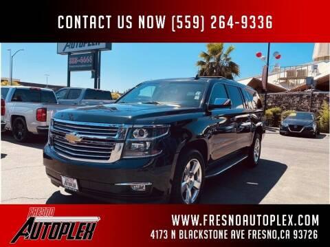 2016 Chevrolet Suburban for sale at Fresno Autoplex in Fresno CA