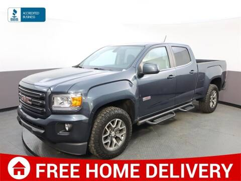 2019 GMC Canyon for sale at Florida Fine Cars - West Palm Beach in West Palm Beach FL