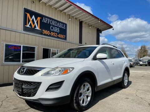 2011 Mazda CX-9 for sale at M & A Affordable Cars in Vancouver WA
