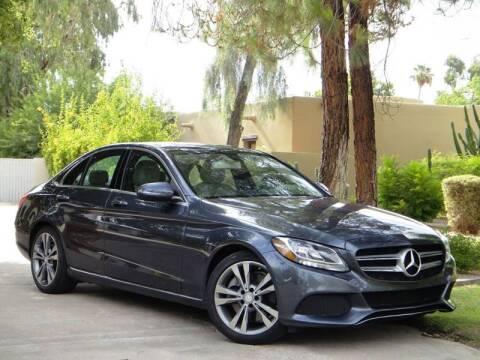 2016 Mercedes-Benz C-Class for sale at AZGT LLC in Phoenix AZ