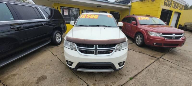 2015 Dodge Journey for sale at Frankies Auto Sales in Detroit MI