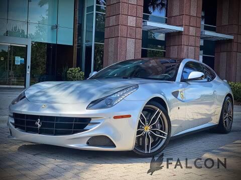 2013 Ferrari FF for sale at FALCON AUTO BROKERS LLC in Orlando FL