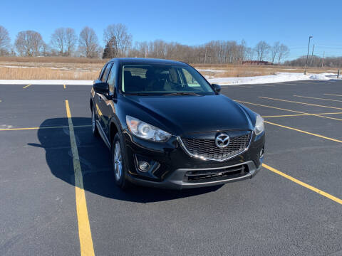 2014 Mazda CX-5 for sale at Quality Motors Inc in Indianapolis IN