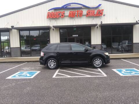 2007 Ford Edge for sale at DOUG'S AUTO SALES INC in Pleasant View TN