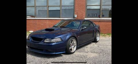 2002 Ford Mustang for sale at East Coast Motor Sports in West Warwick RI