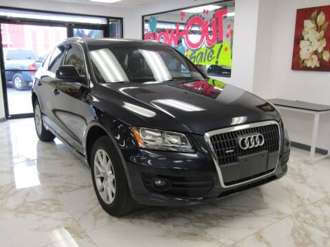 2012 Audi Q5 for sale at Dealer One Auto Credit in Oklahoma City OK