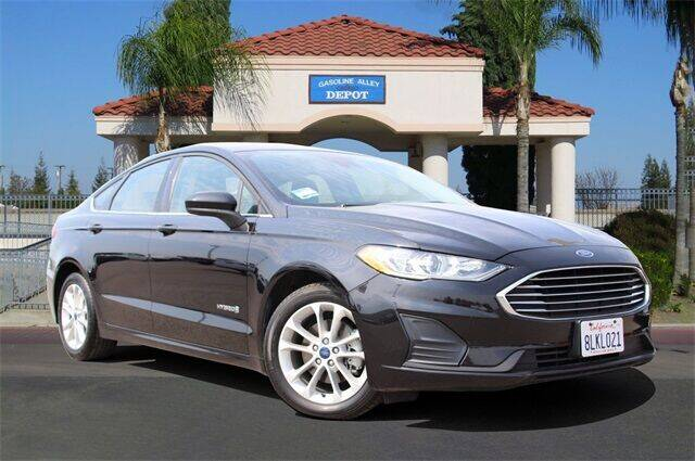 2019 Ford Fusion Hybrid for sale in Selma, CA