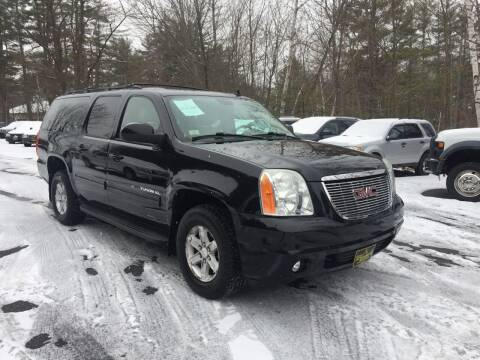 2011 GMC Yukon XL for sale at Bladecki Auto in Belmont NH