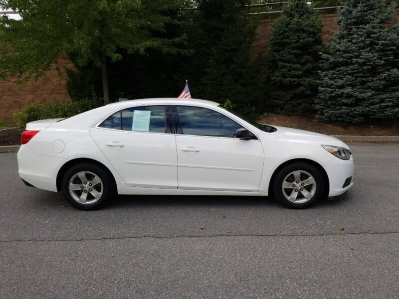 2014 Chevrolet Malibu for sale at Lehigh Valley Autoplex, Inc. in Bethlehem PA