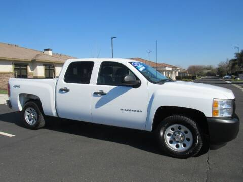 2013 Chevrolet Silverado 1500 for sale at Repeat Auto Sales Inc. in Manteca CA