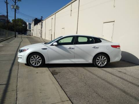 2016 Kia Optima for sale at 57 Auto Sales in San Antonio TX