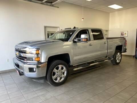 2019 Chevrolet Silverado 3500HD for sale at DAN PORTER MOTORS in Dickinson ND
