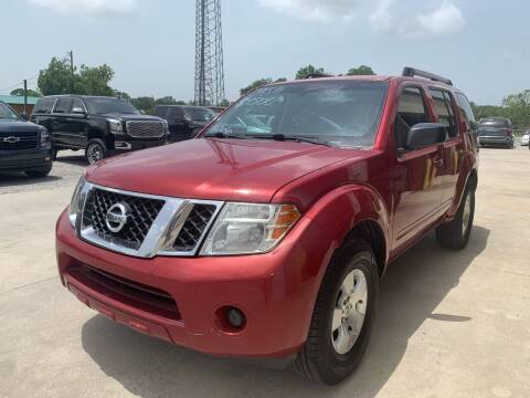 2011 Nissan Pathfinder for sale at Bayou Motors Inc in Houma LA