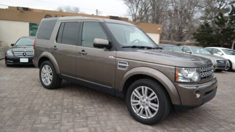 2011 Land Rover LR4 for sale at Cars-KC LLC in Overland Park KS