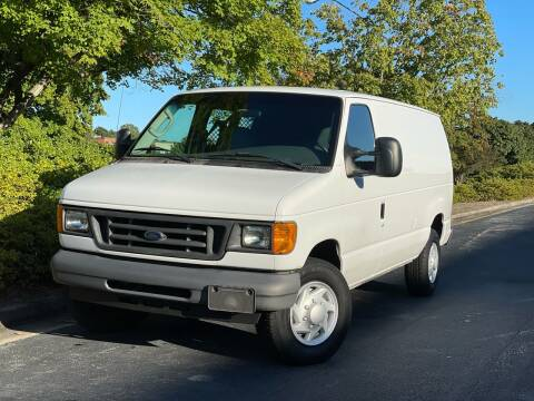 2007 Ford E-Series Cargo for sale at William D Auto Sales in Norcross GA