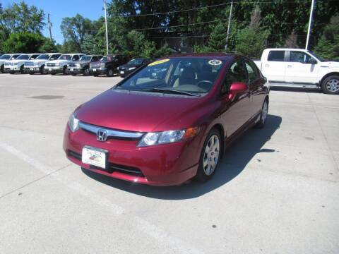 2006 Honda Civic for sale at Aztec Motors in Des Moines IA