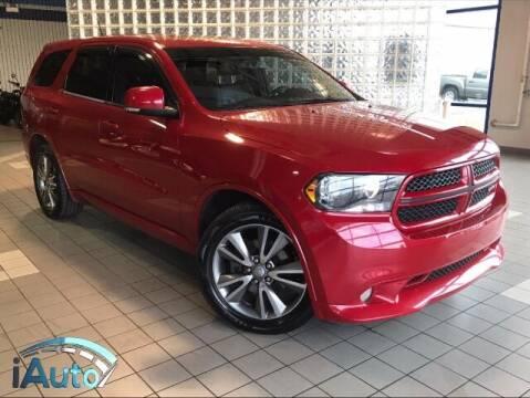 2013 Dodge Durango for sale at iAuto in Cincinnati OH