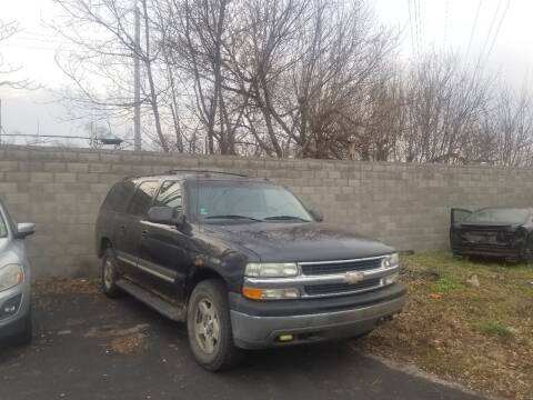 2004 Chevrolet Suburban for sale at Five Star Auto Center in Detroit MI