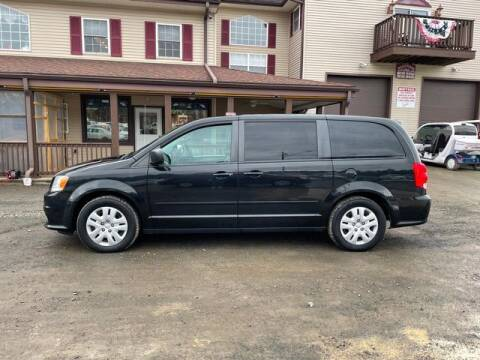 2016 Dodge Grand Caravan for sale at Upstate Auto Sales Inc. in Pittstown NY