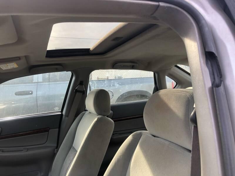 2005 Chevrolet Impala 4dr Sedan - Cincinnati OH