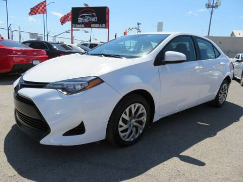 2019 Toyota Corolla for sale at Moving Rides in El Paso TX