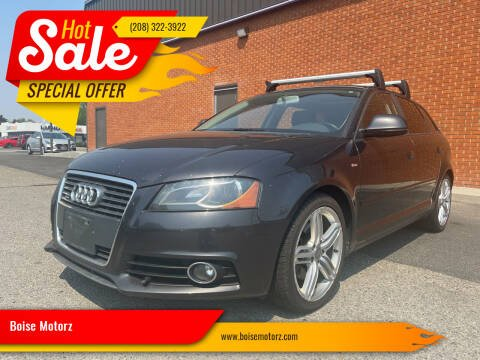 2010 Audi A3 for sale at Boise Motorz in Boise ID