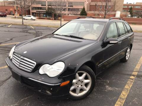 2004 Mercedes-Benz C-Class for sale at Your Car Source in Kenosha WI