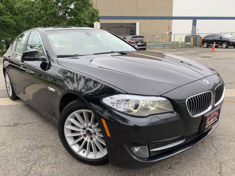 2013 BMW 5 Series for sale at JerseyMotorsInc.com in Teterboro NJ