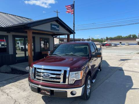 2009 Ford F-150 for sale at Fesler Auto in Pendleton IN