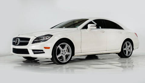 2013 Mercedes-Benz CLS for sale at Houston Auto Credit in Houston TX